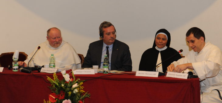 """The Conference """"Dominicans and Russia"""": A Historical Journey from the Past to the Present"""