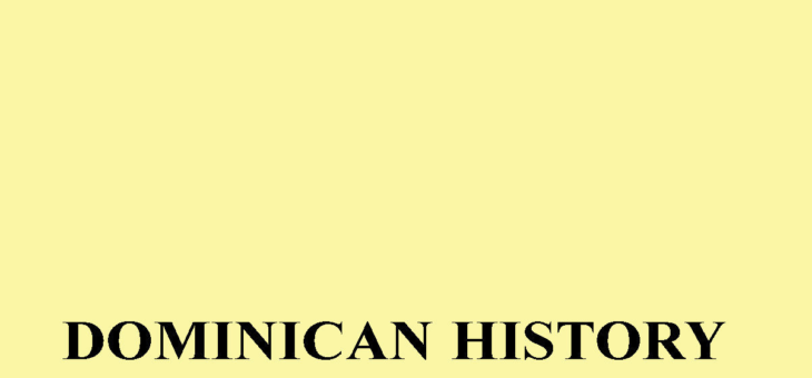 Dominican History Newsletter 2017